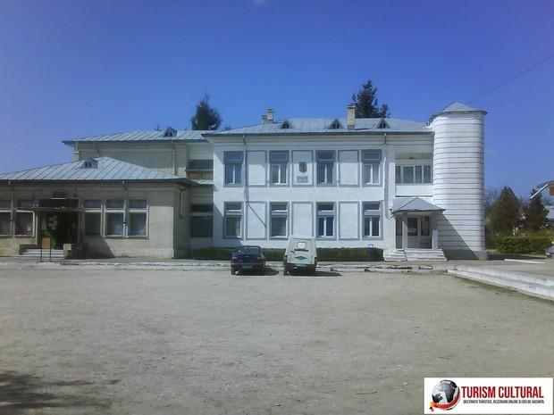 Primaria comunei Ripiceni din judetul Botosani.