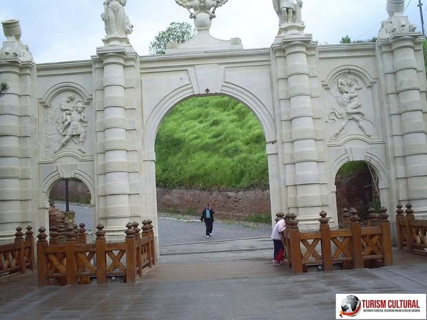 Alba Iulia poarta 1 (principala)