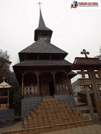 Manastirea Cetatuia Negru Voda biserica noua (2004)