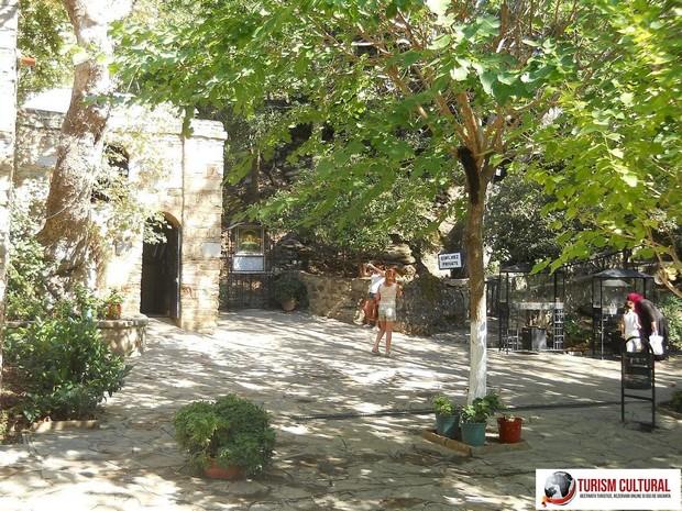Efes Casa Fecioarei Maria iesirea