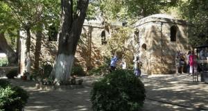 Efes Casa Fecioarei Maria vedere laterala