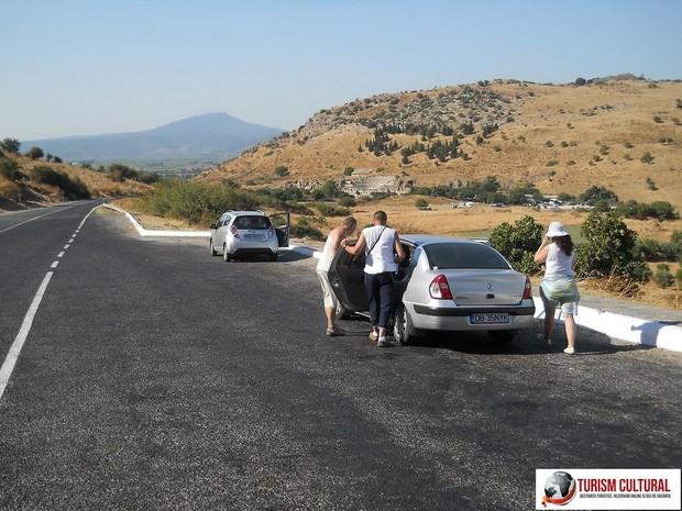 Efes Casa Fecioarei Maria drumul spre Efes si Selcuk