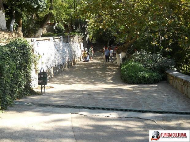 Efes Casa Fecioarei Maria zidul dorintelor unde se agata biletele