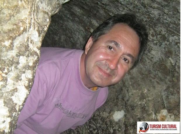 Fotografie facuta in Turcia Cappadocia orasul subteran Derinkuyu