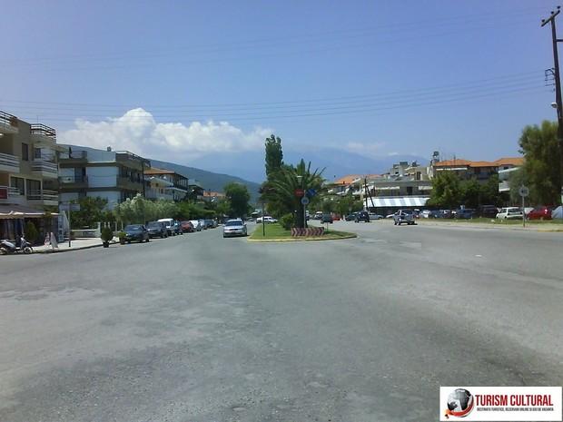 Grecia Nei Pori o strada principala