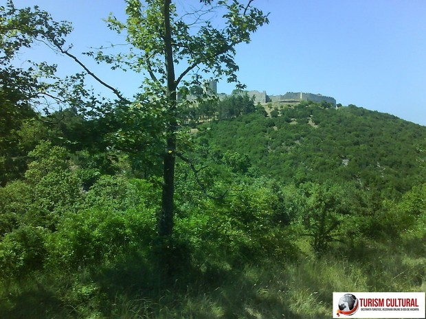 Grecia Platamonas castelul medieval