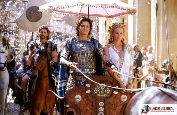 Hector, Paris si Elena (filmul Troy 2004)