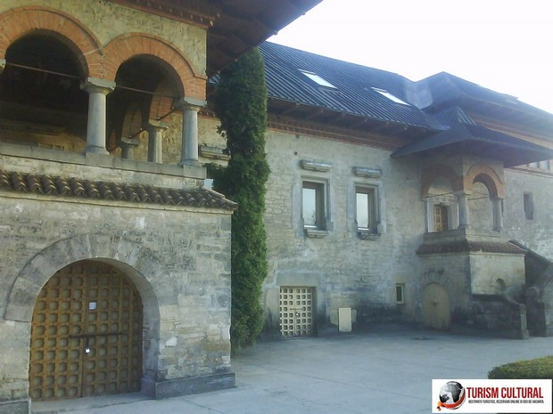 Iasi Cetatuia beciurile manastirii