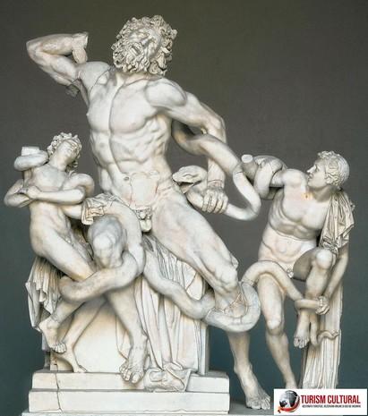 Laocoon si fiii sai (sculptura)