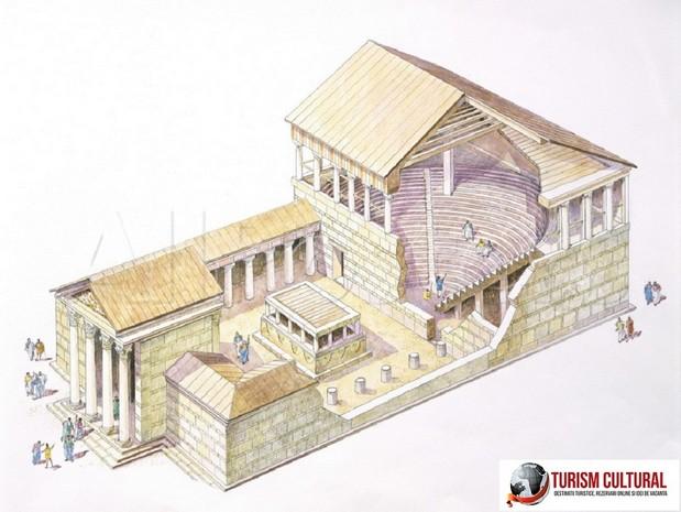 Milet Bouleuterion (exterior)