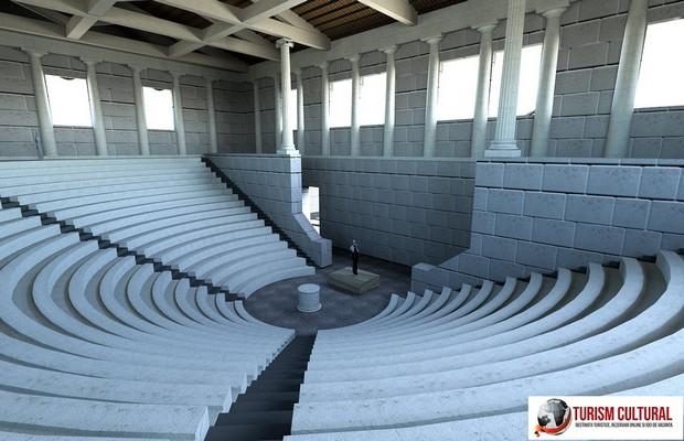 Milet Bouleuterion (interior)