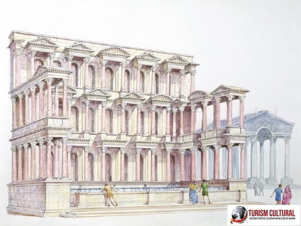 Milet nimphaeum (reconstituire artistica)