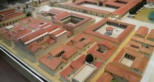 Milet in perioada imperiului roman (macheta)