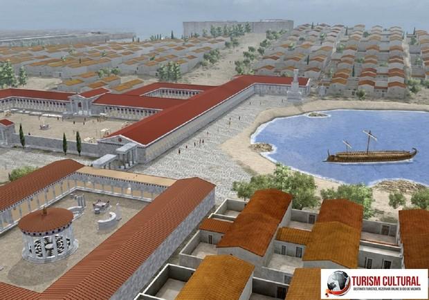 Milet portul leilor (portul comercial)