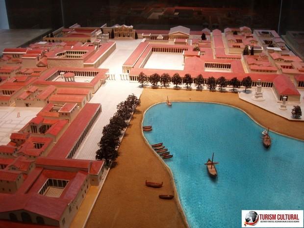 Milet reconstituirea orasului antic si a Portului Leilor