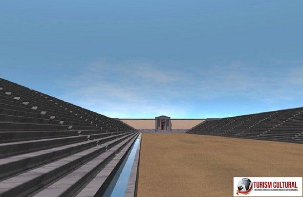 Stadionul din Milet