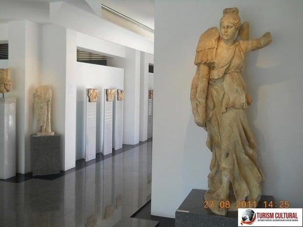 Turcia Statuia Afroditei din muzeul din Aphrodisia