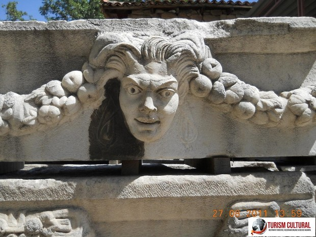 Turcia Aphrodisia frize sculptate