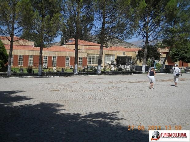 Turcia muzeul din Aphrodisia (intrarea)