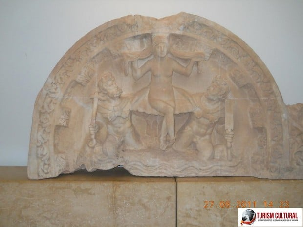 Turcia Aphrodisia Nasterea Afroditei (muzeul din Aphrodisia)