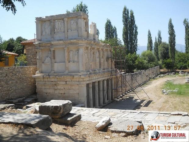 Turcia Aphrodisia Sebasteion
