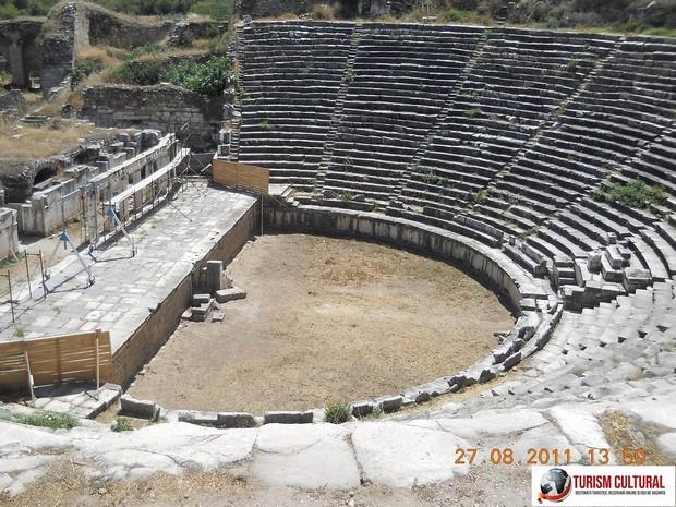 Turcia Aphrodisia teatrul