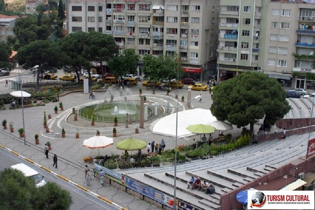 Turcia orasul Bergama (centrul)