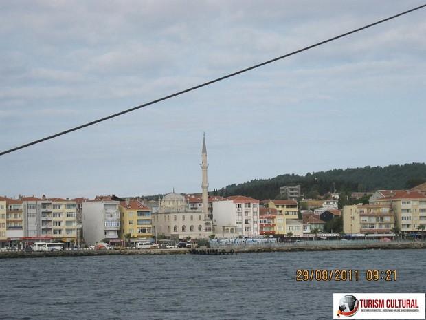 Turcia Canakkale (vedere de pe feribot)