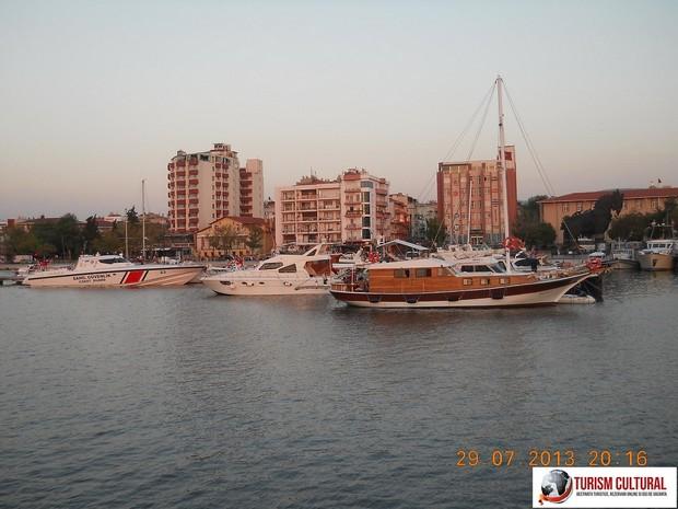Turcia Canakkale (barci cu motor)