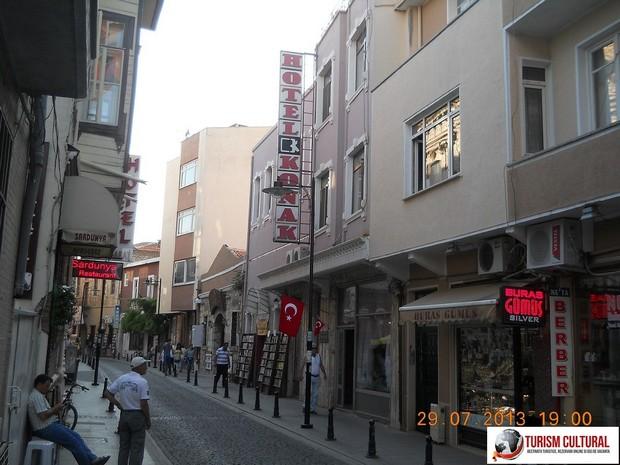 Turcia Canakkale hotel Konak