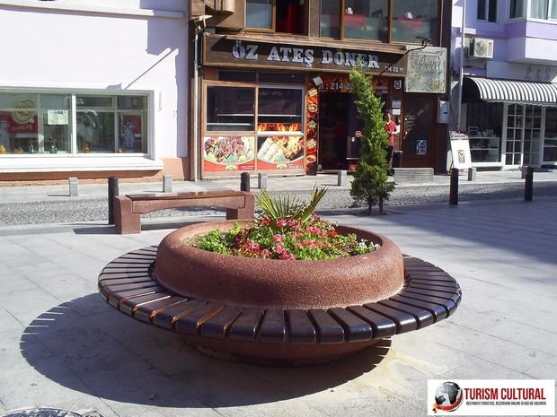 Turcia Canakkale (lânga Turnul cu Ceas)