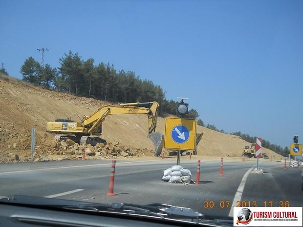 Turcia construire drum expres