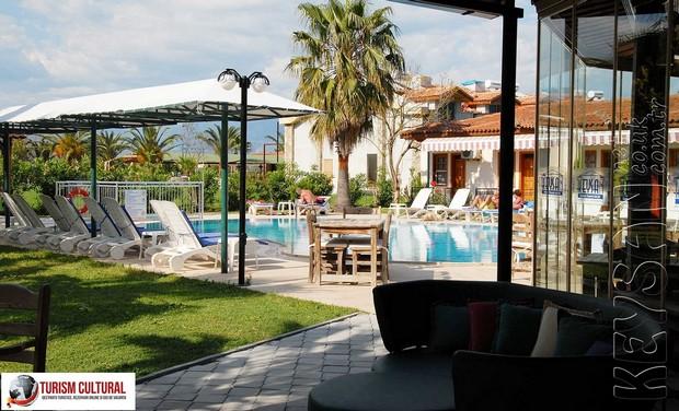 Turcia delta Dalyan Keysan Yunus Hotel