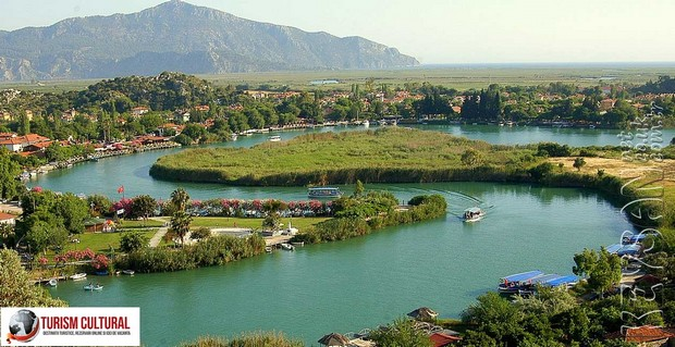Turcia delta si orasul Dalyan