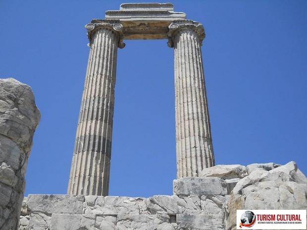 Turcia Didyma Templul lui Apollo coloane
