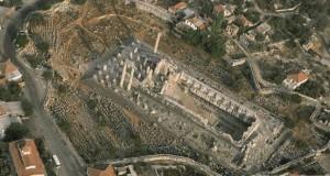 Turcia Didyma - Templul oracol al lui Apollo vedere aeriana