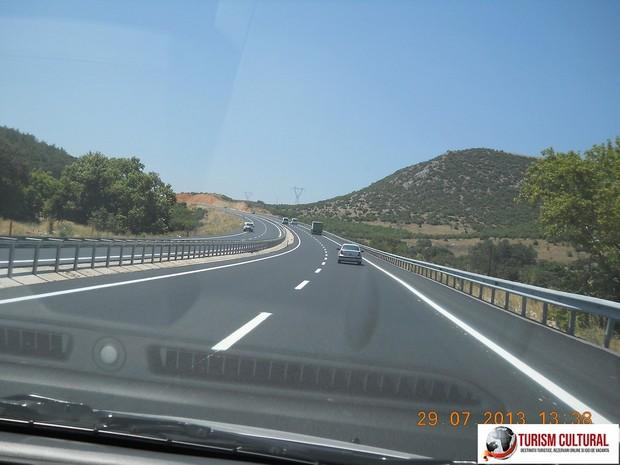 Turcia drum expres spre Canakkale