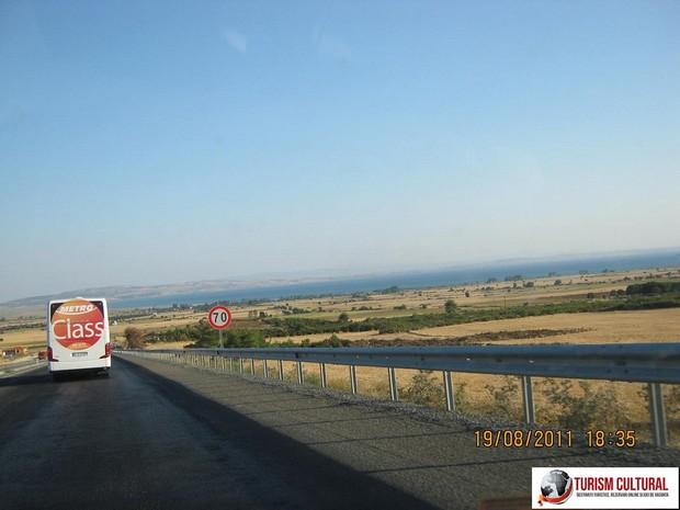 Turcia drum spre Canakkale (am intrat in Turcia!)