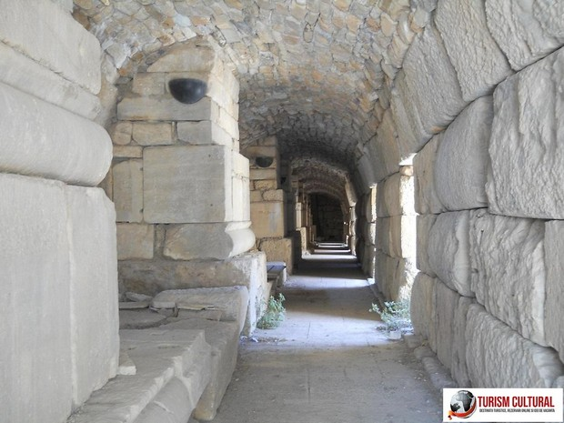 Turcia Efes amfiteatrul (etajul superior)