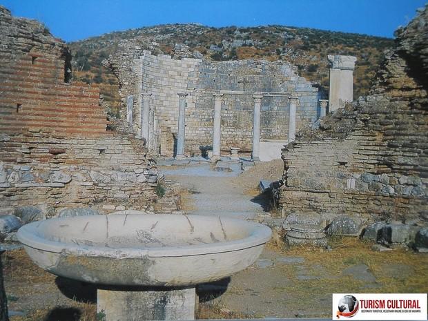 Turcia Efes Biserica Fecioarei Maria (prima biserica crestina)