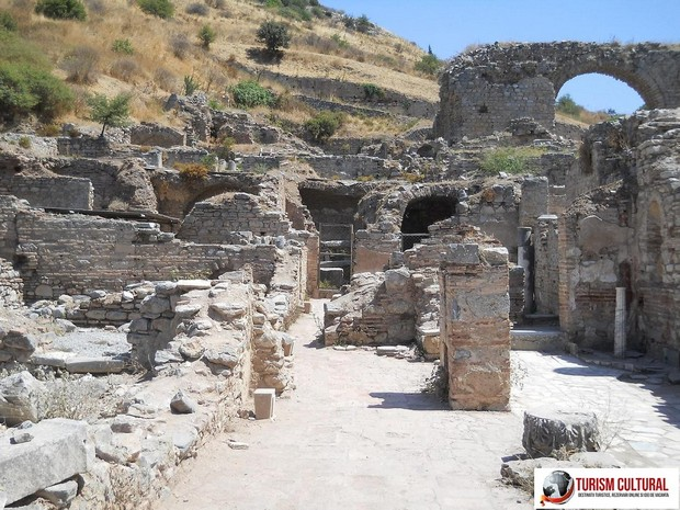 Turcia Efes bordel (imagine de ansamblu)