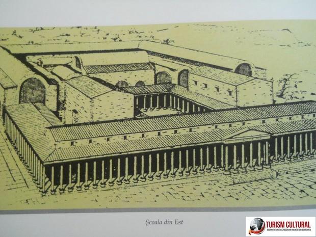 Turcia Efes gymnaziumul de est