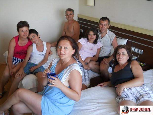 Turcia Marmaris grupul nostru