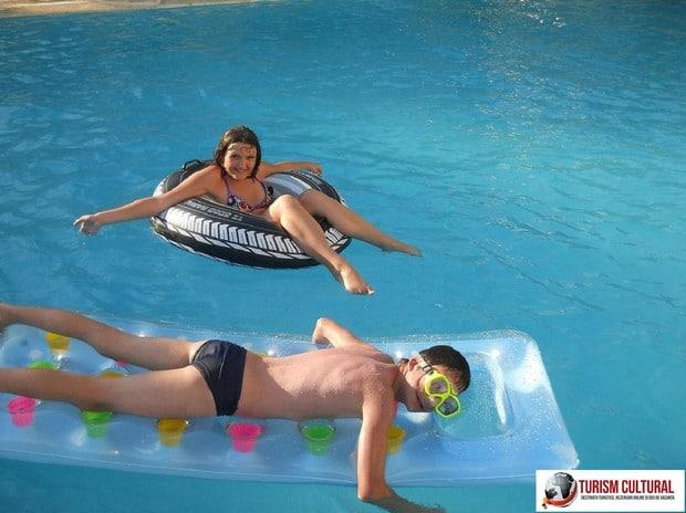 Turcia Marmaris Yunus Hotel piscina