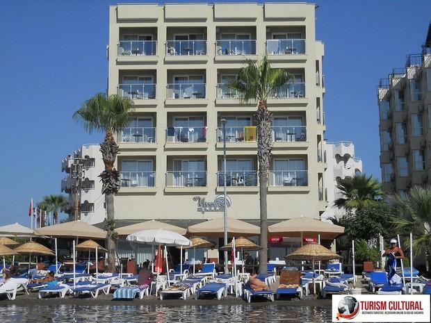 Turcia Marmaris Hotel Yunus (cu plaja micuta)