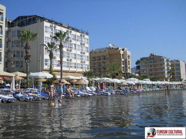 Turcia Marmaris plaja (diverse hoteluri)