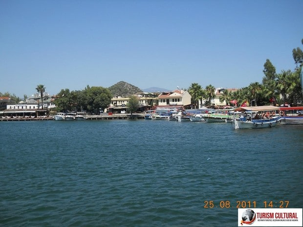 Turcia orasul Dalyan