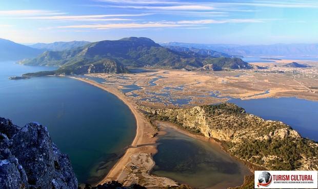 Turcia Delta Dalyan si Plaja Iztuzu