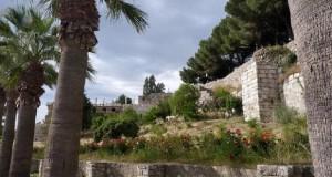 Turcia Selcuk Biserica Sf Ioan baza terasei