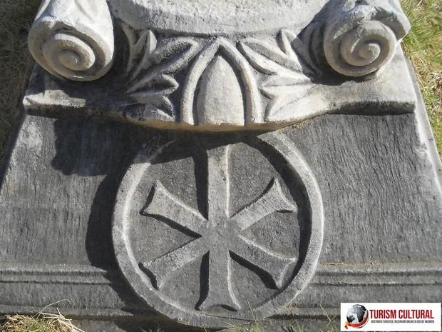 Turcia Selcuk Biserica Sf Ioan cruce crestina